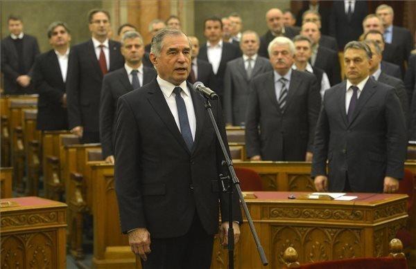 Lenkovics elected head of top court