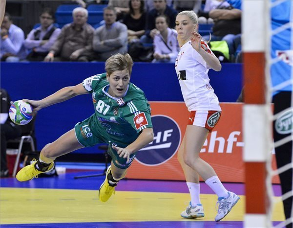 EHF EURO 2014: Hungary out