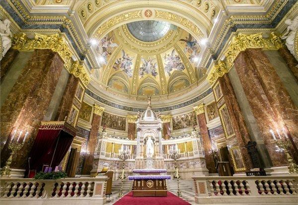 basilica-budapest