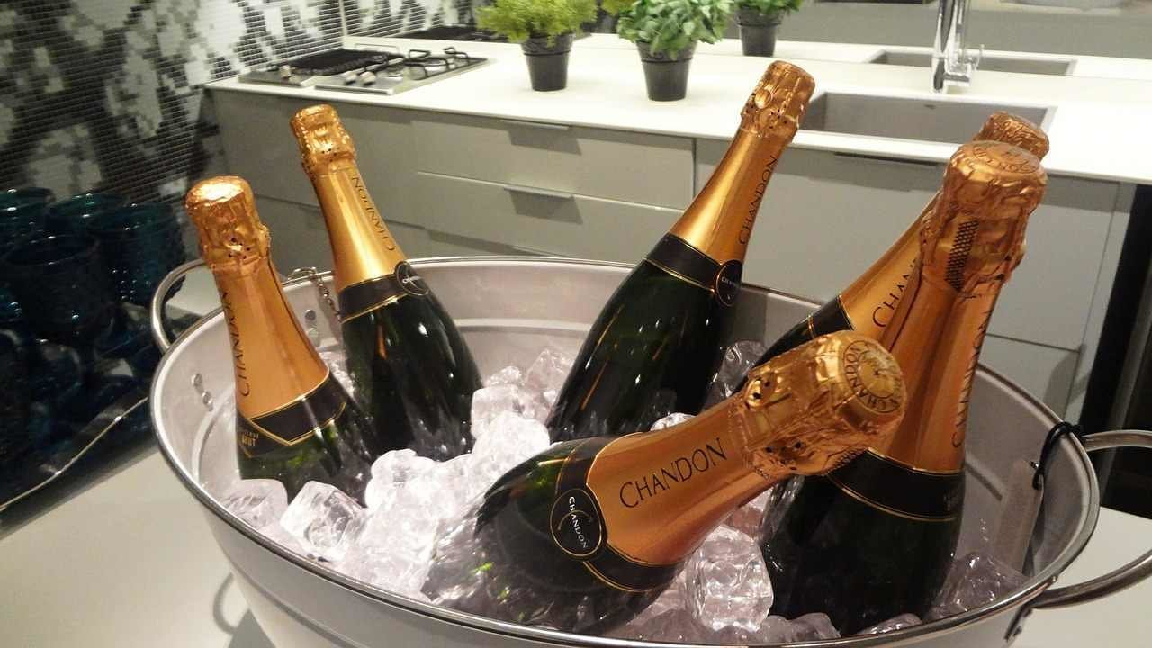 Choose the best champagne for your New Year's Eve Party!