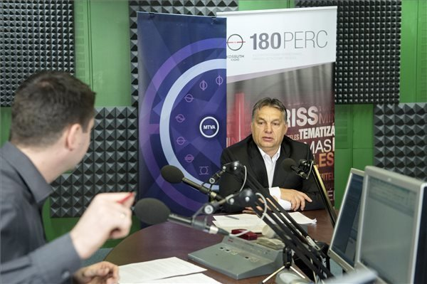 PM Orban: Changes to road toll system to benefit Hungarians
