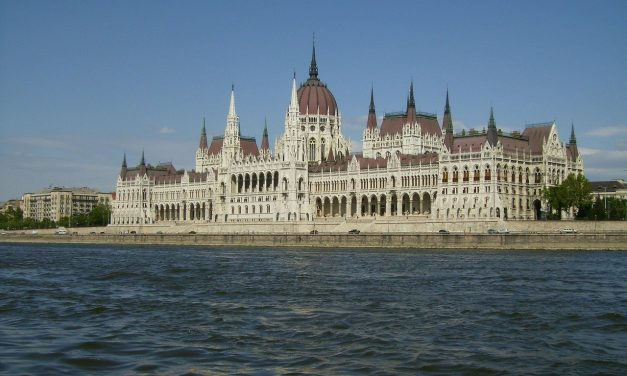 Budapest is among The Huffington Post's Top 50 cities to see