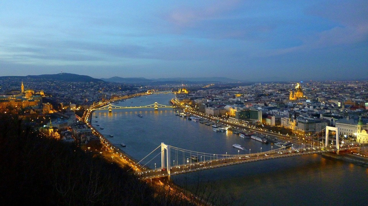 Budapest is one of the friendliest cities of the world
