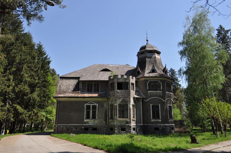 Transylvanian historical castles for sale