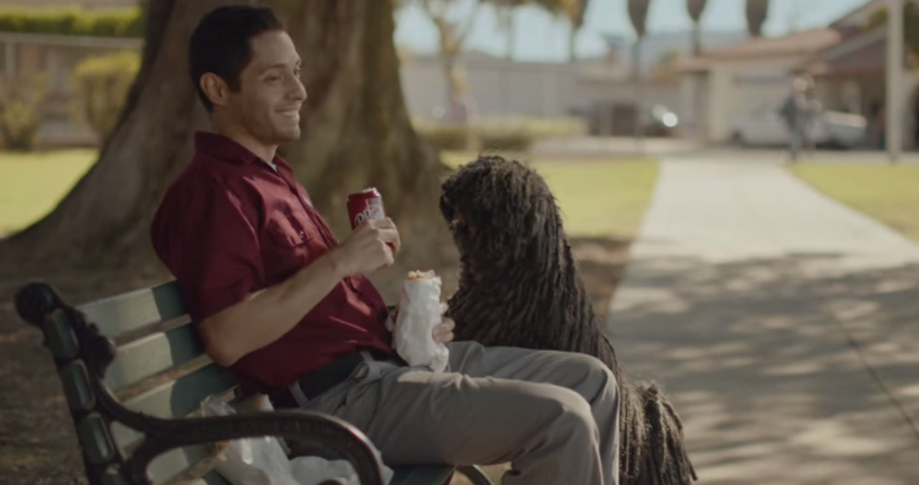 VIDEO: Dr Pepper Is Promoting Drink with Hungarian Puli