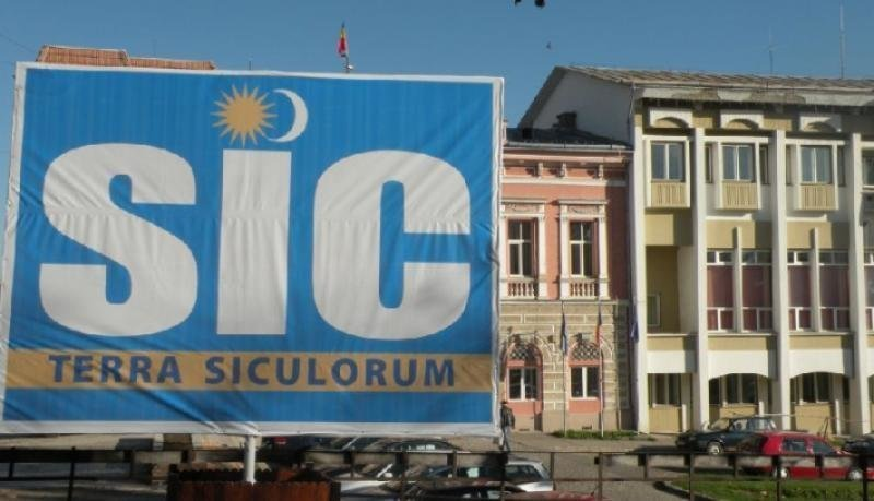 War on Szekler symbols