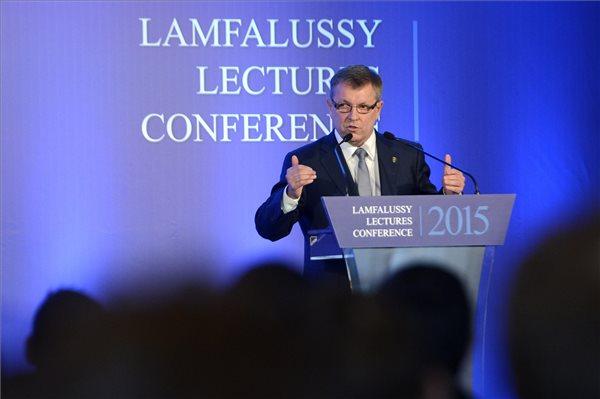 Europe needs new narrative in wake of ECB monetary policy programmes, says Matolcsy