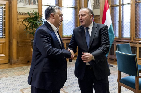 Orban meets Polish foreign minister