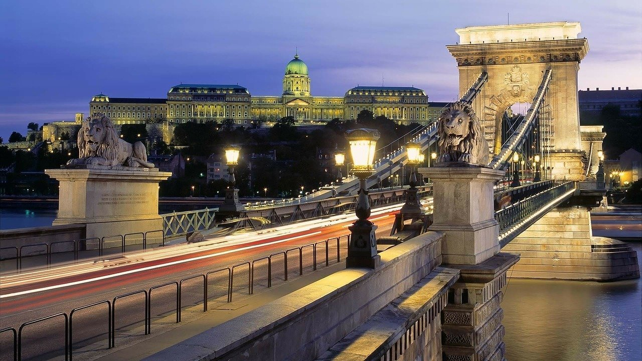 What am I doing in Budapest? …I'm an overseas student