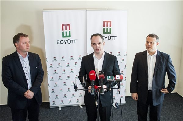 Szigetvari elected Egyutt leader