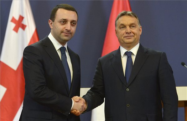 Orban: Georgia important for energy security