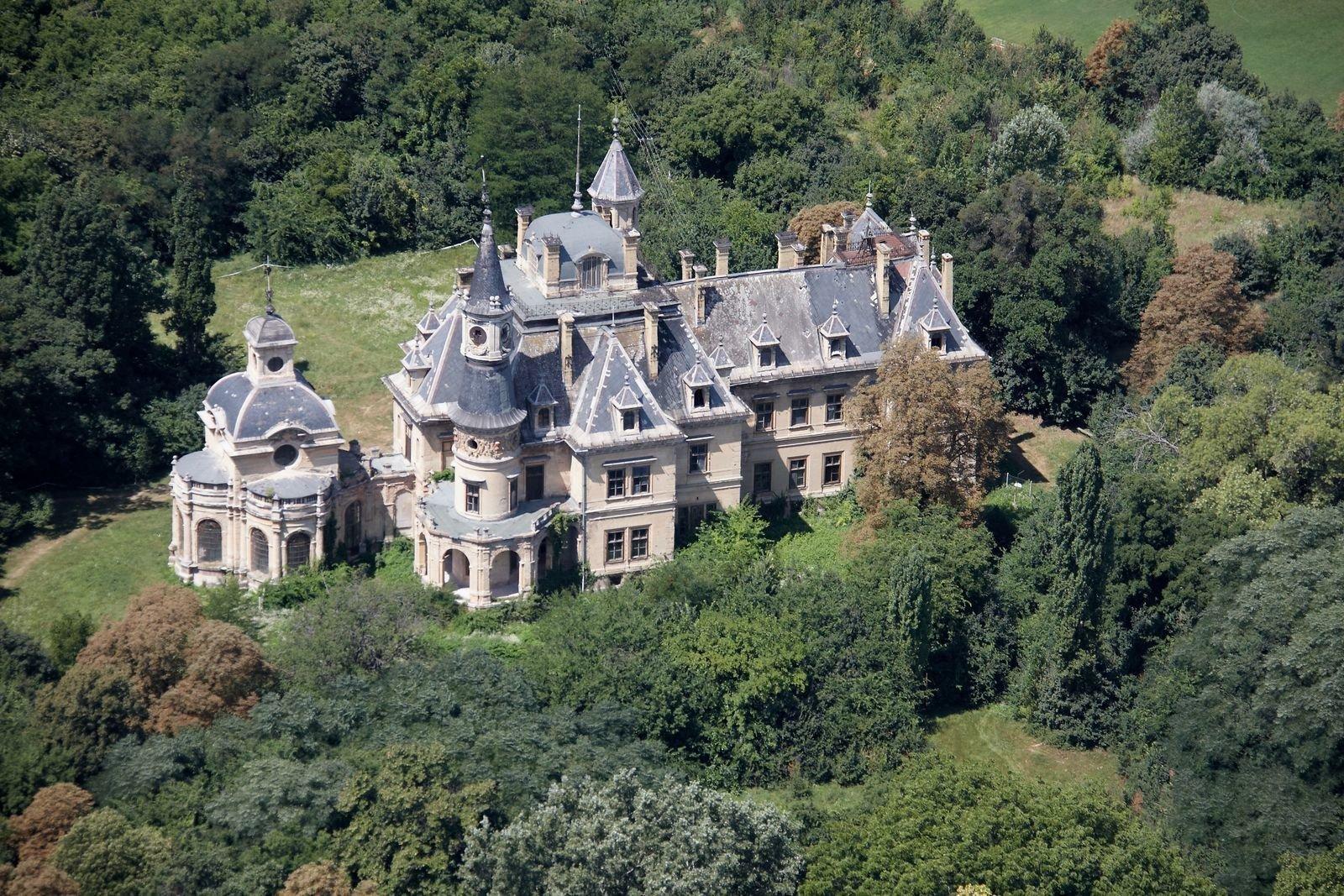 Mysterious Castles Near Budapest