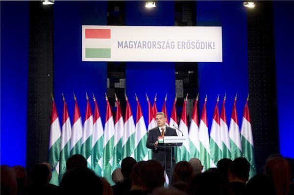 Orban: Liberal multiculturalism unfit to meet today's challenges