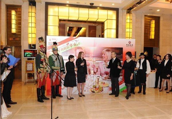 Hungarian Rhapsody festival opens in Beijing