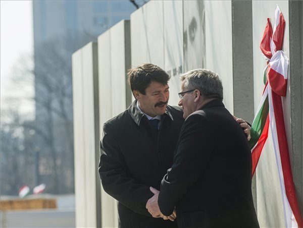 Ader celebrates Hungarian-Polish Friendship Day in Katowice – PHOTOS
