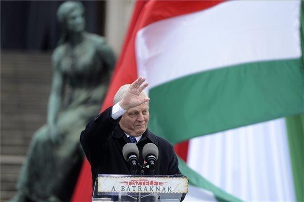 March 15 – Budapest mayor marks national holiday