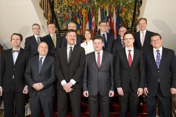 FM Szijjarto: Central Europe's energy security Europe's responsibility