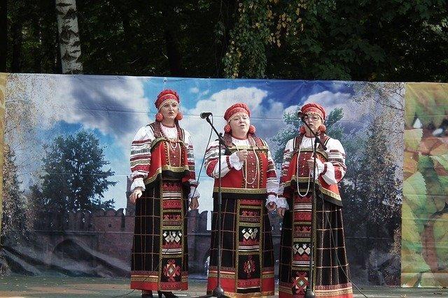 Russian cultural festival in Budapest