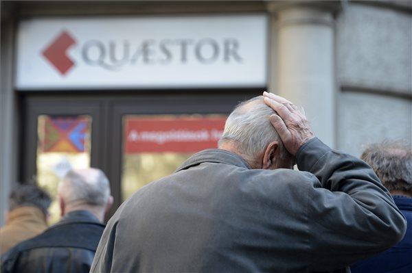 Government: Former head of Quaestor brokerage 'common criminal'