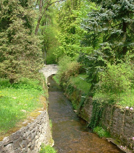 The most beautiful arboreta of Hungary