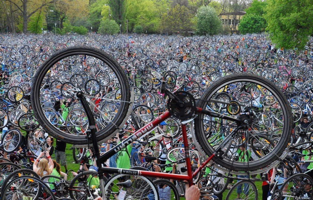 The biggest bike demonstration in Budapest soon