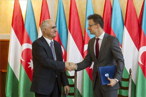 Szijjarto: Azeri natural gas certain to arrive in Europe