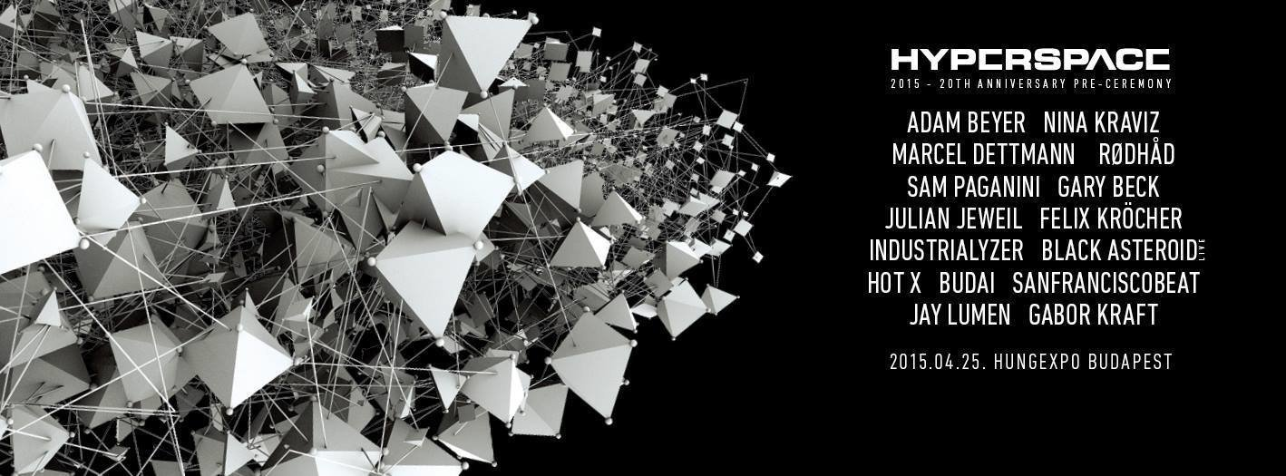 TODAY – Hyperspace in Budapest