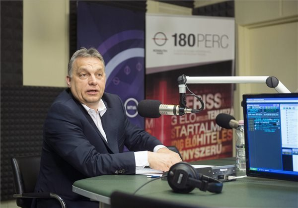 Orban: Europe must protect its borders