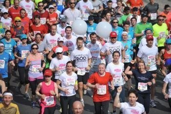 On this weekend: Vivicittá half marathon at Margaret Island