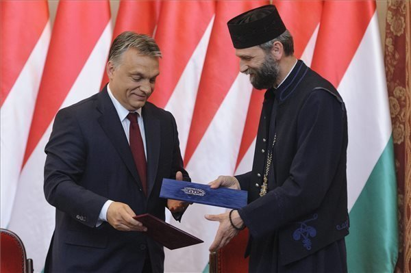 Orban welcomes new archeparchy in eastern Hungary