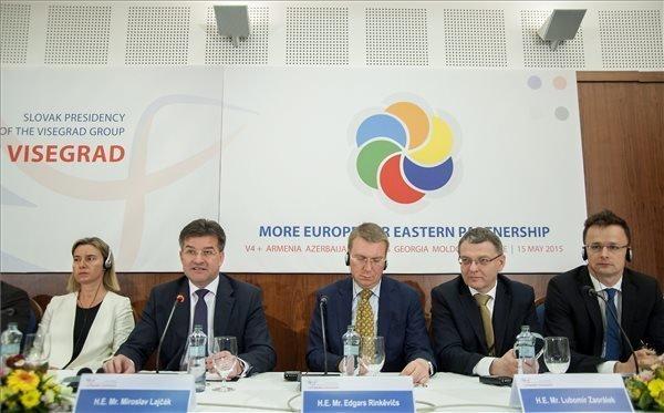 Foreign minister calls for strengthening Eastern Partnership