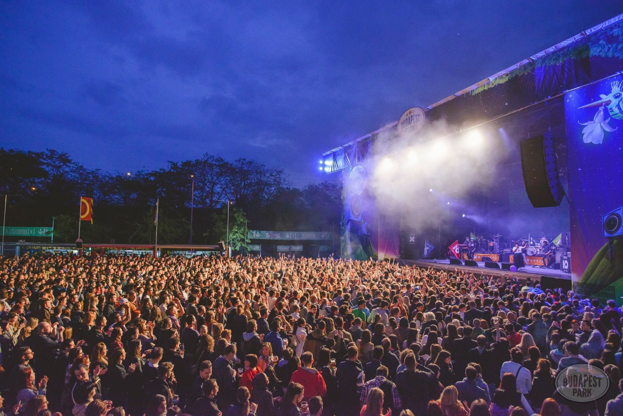 The best concerts at Budapest Park