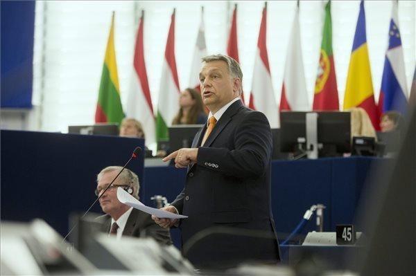 Orban presser: Debate reinforce hopes immigration issue can be settled
