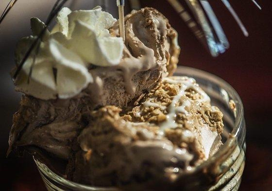 Ice cream of the year in Hungary