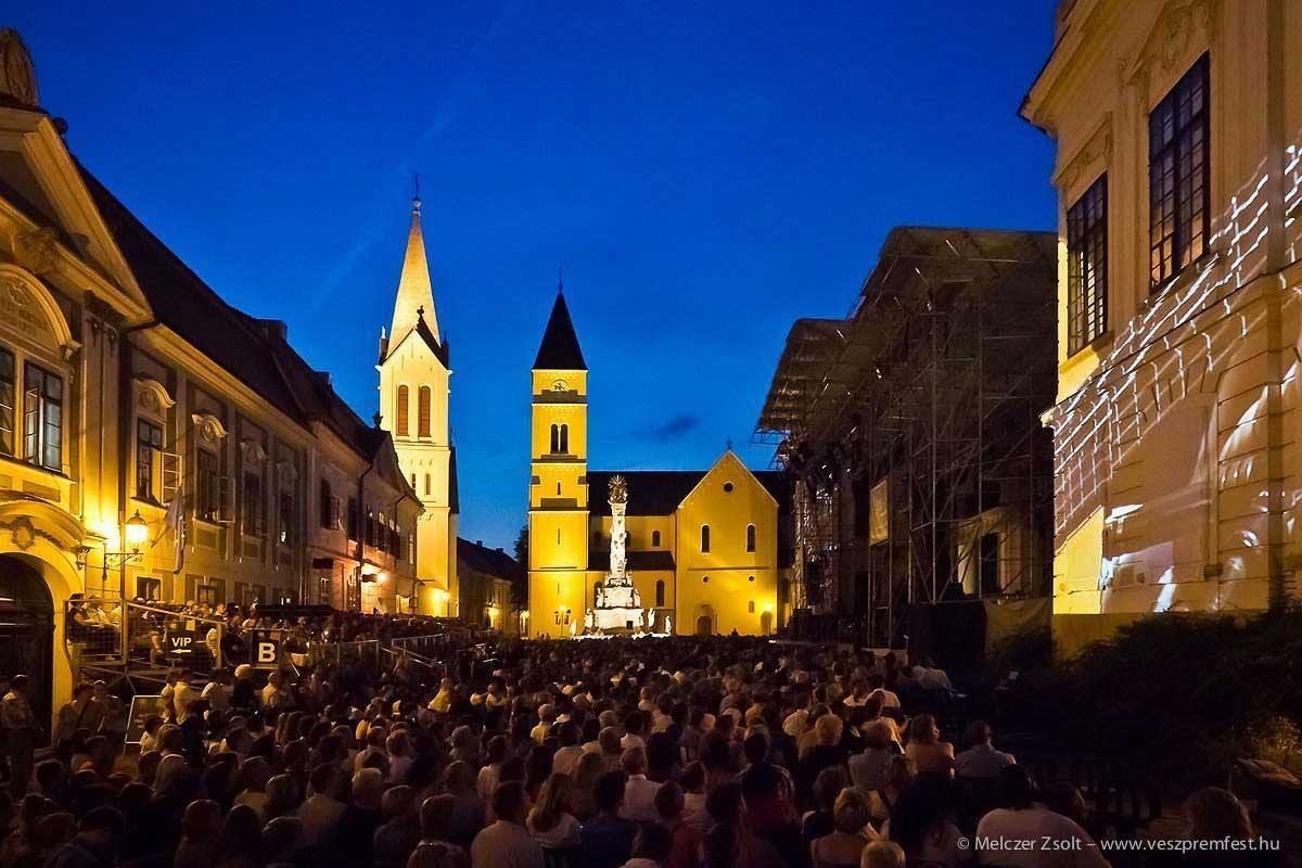 Veszprém is going to be European Capital of Culture 2023