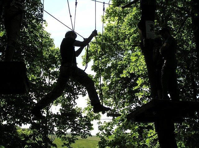 4 exciting adventure parks in Budapest