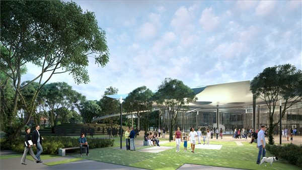 Japanese architect signs contract to design House of Hungarian Music