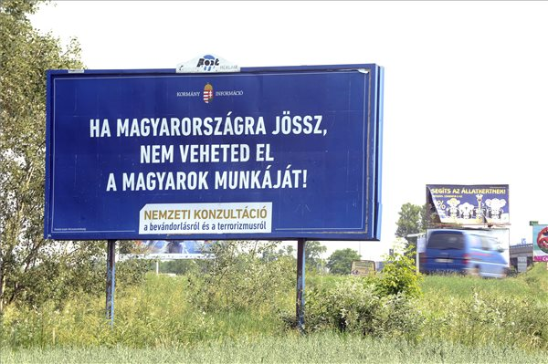 Opposition calls on minister to reveal security details of billboard campaign
