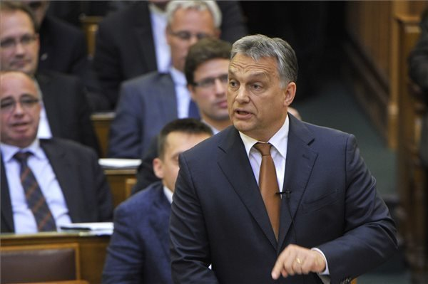 Orban: Hungary ready for civic set-up