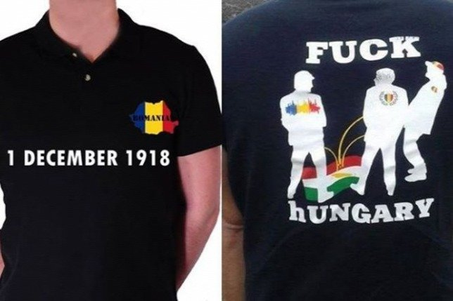 hungary romania t shirt