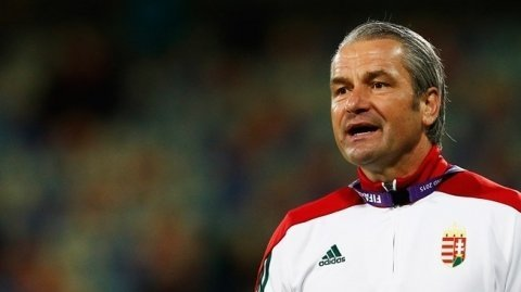 Soccer – Bernd Storck becomes Hungary's national coach