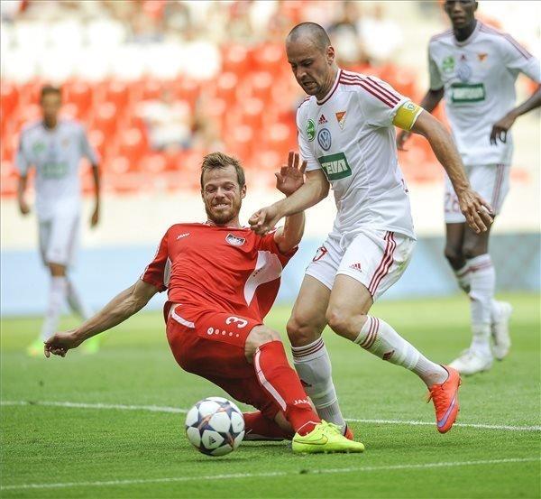 Europa League – Debrecen defeats Skonto, qualifies for third round
