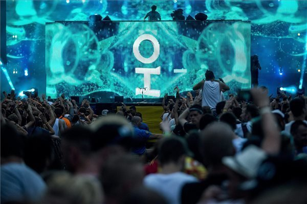Balaton Sound organisers expect up to 150,000 visitors