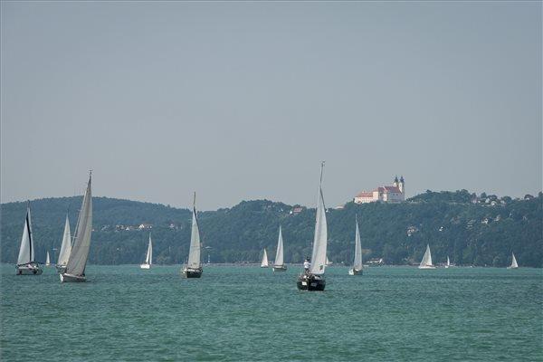 Swiss Safram wins 47th Kékszalag regatta at Lake Balaton