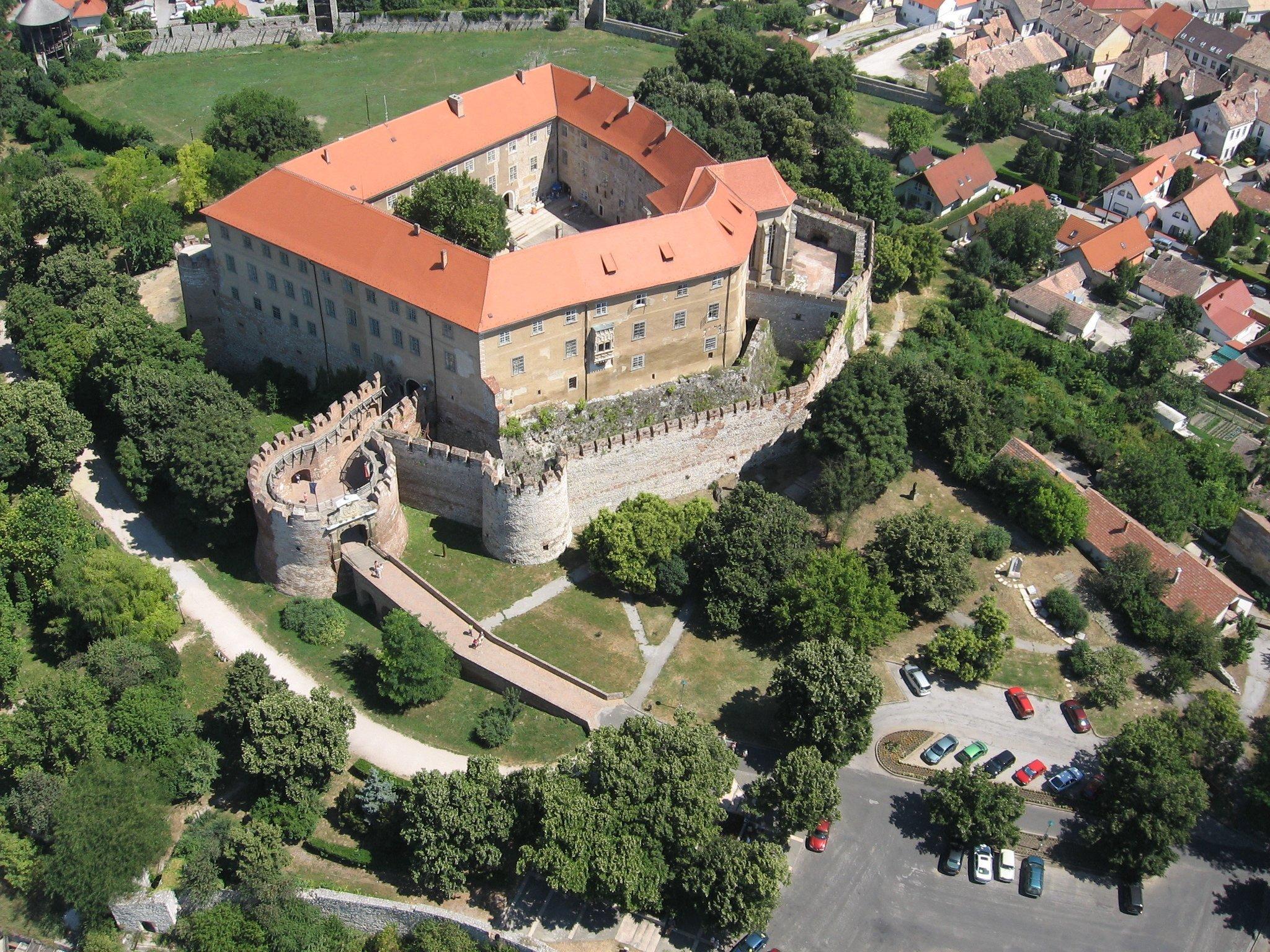 Siklosi Vár Siklós Castle