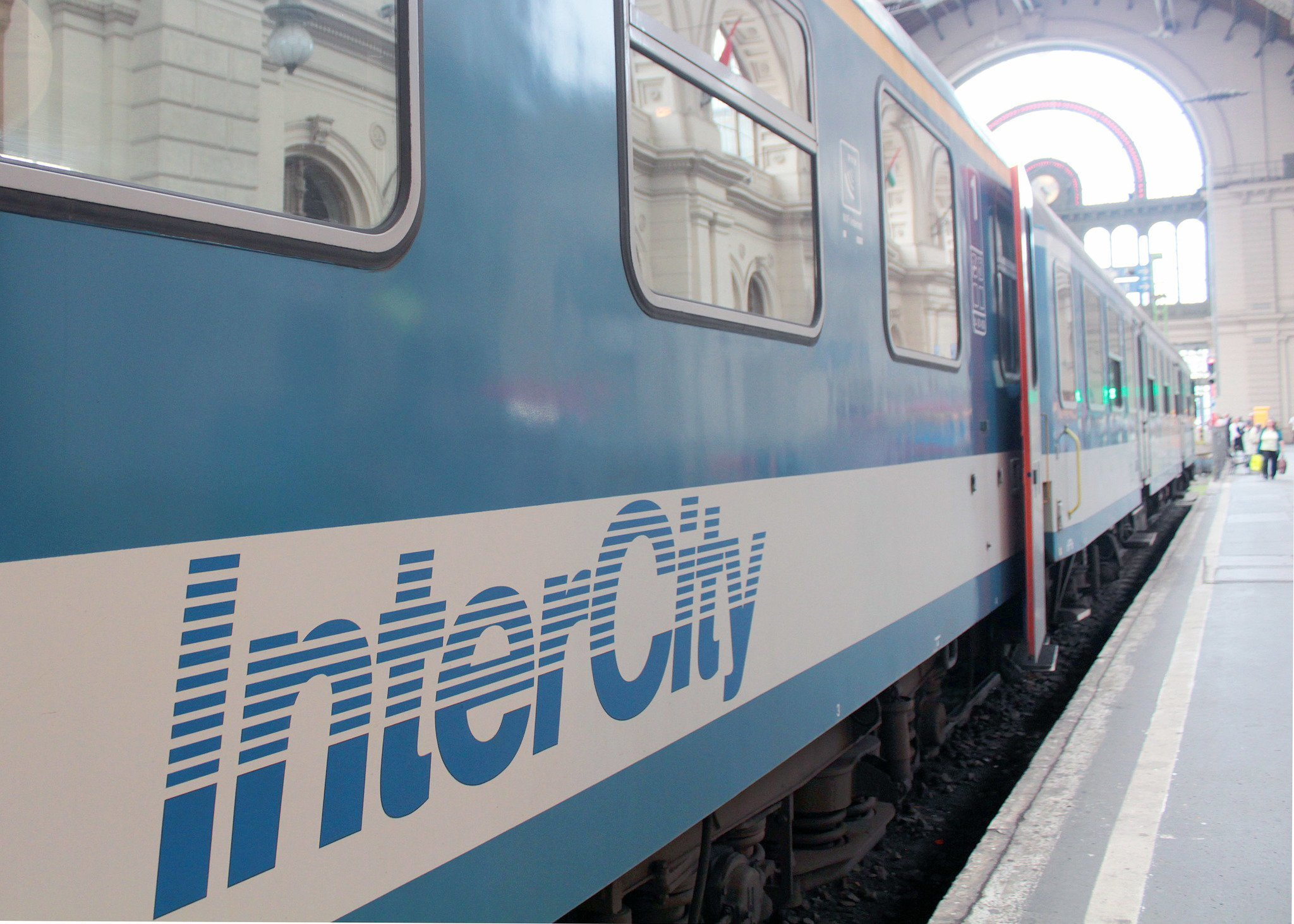 HUF 1,000 bn EU funding available for railway development by 2020