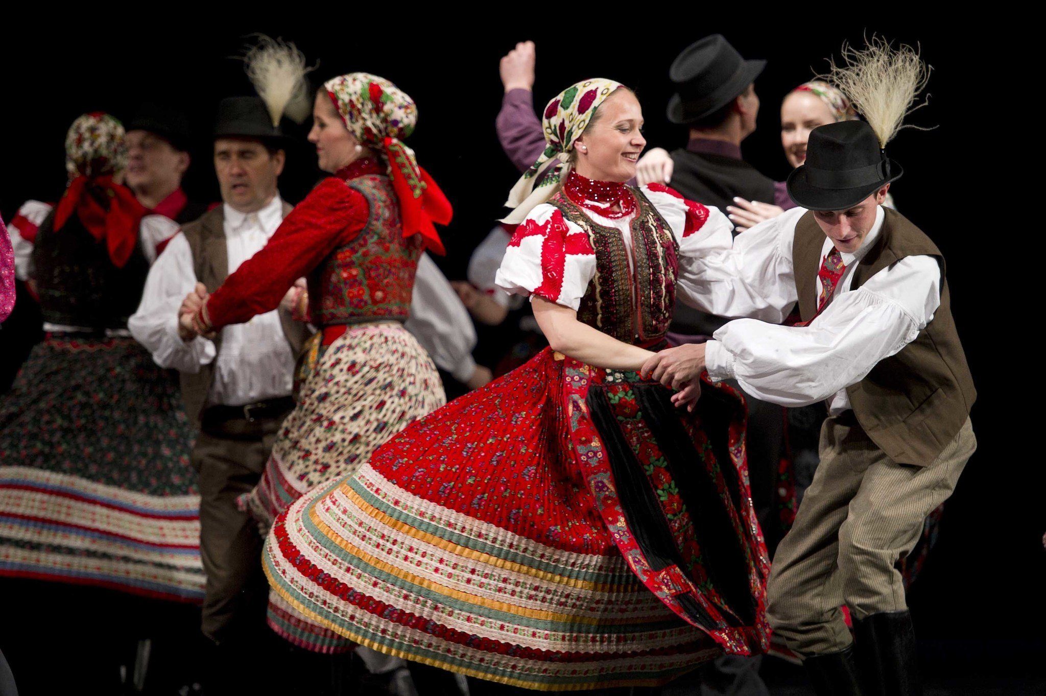 Lithuanians are ready to meet Hungarian folklore