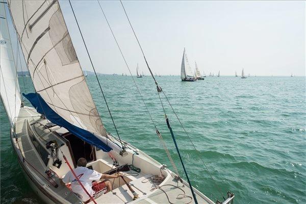 48th Kékszalag – Europe's biggest sailing competition at Lake Balaton