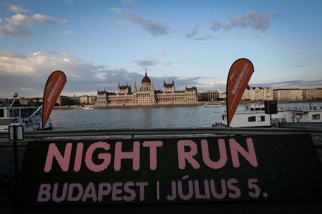 One of the most atmospheric running races of Budapest, Night Run is coming