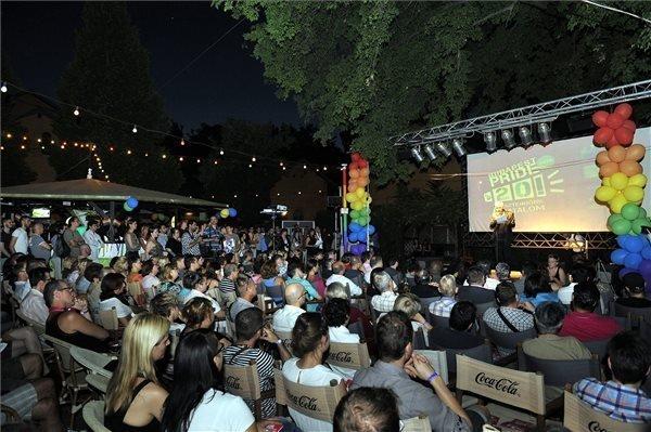 Budapest Pride LMBTQ festival starts